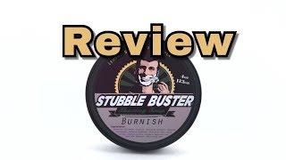 Stubble Buster Burnish