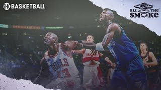 Kevin Garnett Reveals His Favorite Michael Jordan Story | ALL THE SMOKE