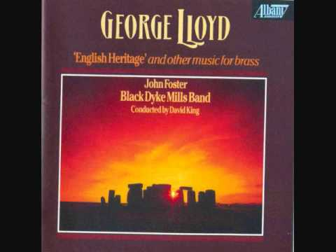 "GEORGE LLOYD: ""Diversions on a Bass Theme"" for Brass Band (1986)"