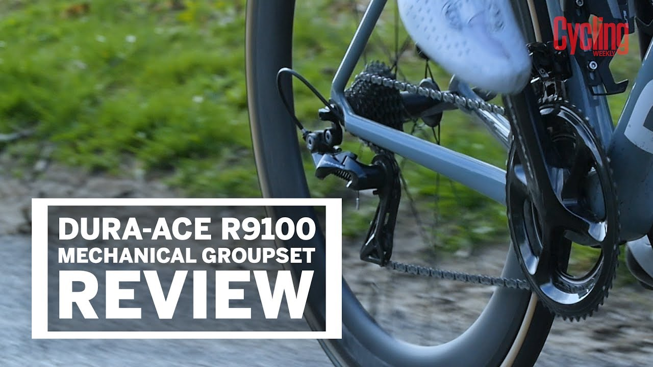 Shimano dura ace r9100 groupset review cycling weekly youtube shimano dura ace r9100 groupset review cycling weekly m4hsunfo