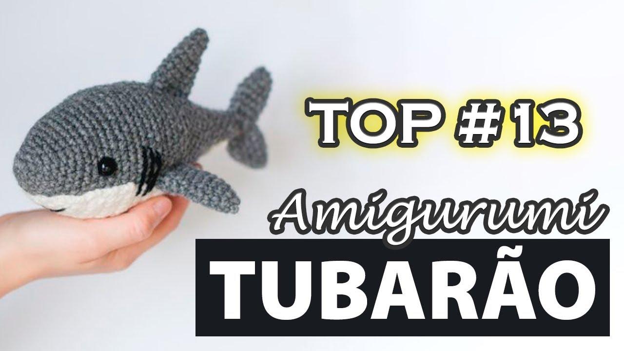 amigurumi shark Archives • Spin a Yarn Crochet | 720x1280