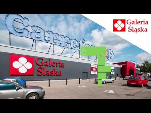Carrefour Polska - Poznaj nasze centra handlowe: Galeria Śląska w Rybniku