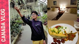 Weekend Vlog in TAMIL | Hotel studio tour | Canada travel vlog | Montreal | Things to do