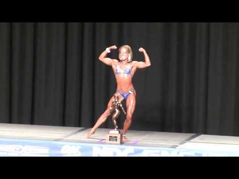 Women's Bodybuilding Champion 2015 NPC Nationals