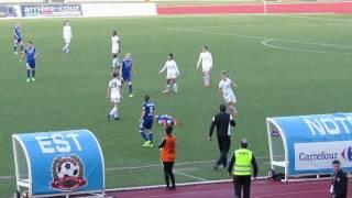 FCF Juvisy Essonne vs Olympique Lyonnais Féminin (#football - Mercredi 15 février 2017)
