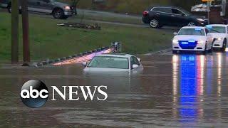 Dangerous storm strikes the Southeast l ABC News