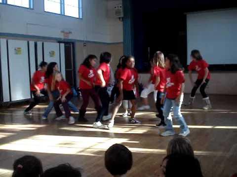 conejo elementary school skyhigh dance