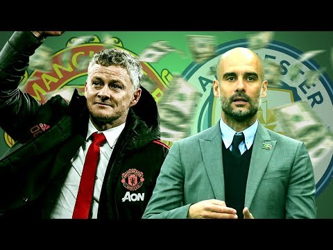 Manchester United vs. Manchester City: who has more money?   Oh My Goal
