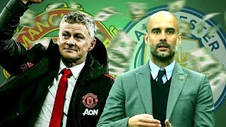Manchester United vs. Manchester City: who has more money? | Oh My Goal