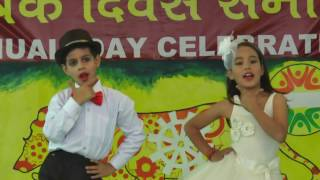 Annual Day Celebration 2016 Welcome Song