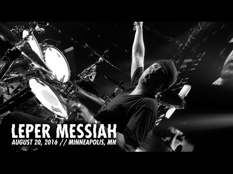 Metallica - Leper Messiah (2016)