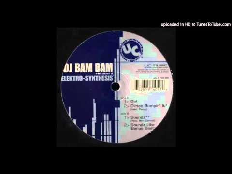 DJ Bam Bam feat. Ron Carroll - Soundz (Original Mix) - Underground Construction