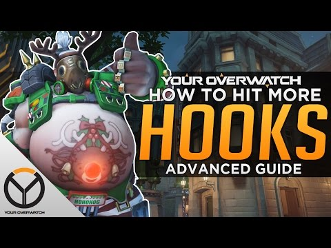 Overwatch Roadhog Hook Guide: How To Improve Hook Accuracy : Games