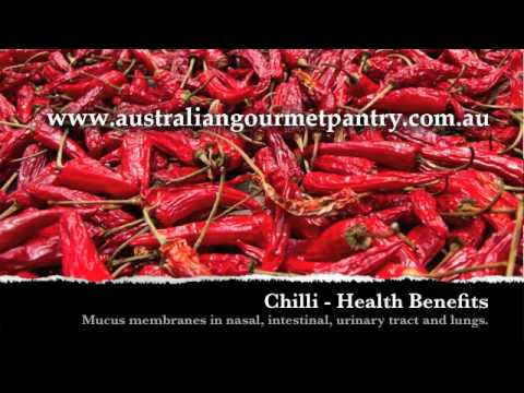 Health benefits of Chilli in your diet