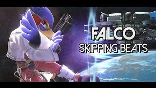 Skipping Beats - A Falco Montage/Combo Video (Super Smash bros. Wii U)