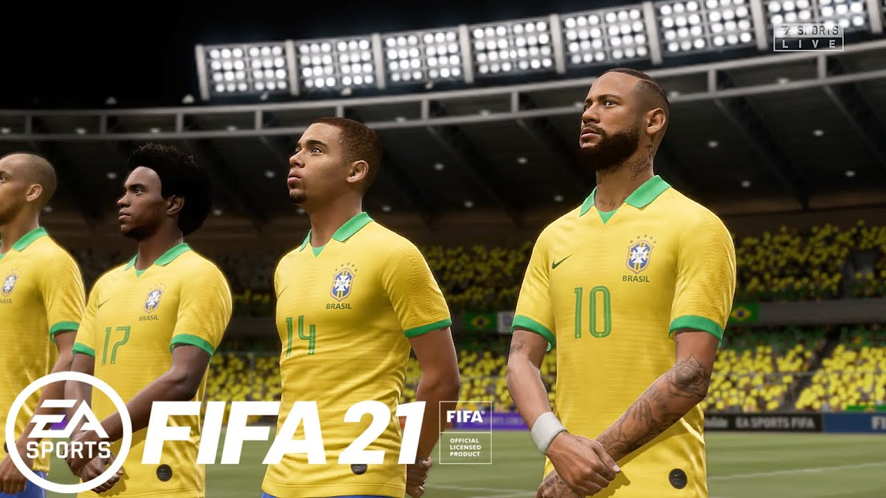 FIFA 21 National Teams