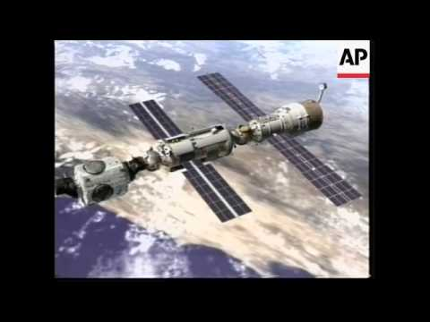 RUSSIA: SPACE STATION