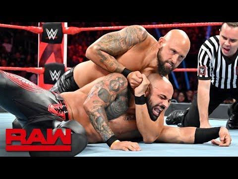 Ricochet vs. Karl Anderson: Raw, July 8, 2019