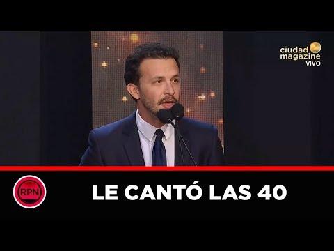 Alejandro Bercovich ganó el Martín Fierro