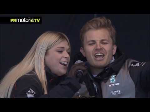 Goodbye Nico Rosberg - Parte 2 Despedida F1 en Mercedes-Benz Sindelfingen by PRMotor TV