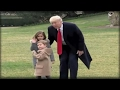 LOOK WHAT TRUMP JUST TAUGHT HIS GRANDCHILDREN ON THE WHITE HOUSE LAWN! THE INTERNET IS GOING CRAZY!
