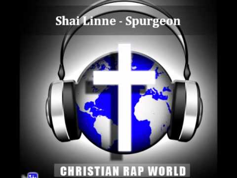 Shai Linne Spurgeon Christian Rap World Youtube