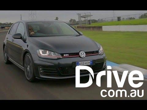 Volkswagen Golf GTi Performance 2014 Video Review | Drive.com.au
