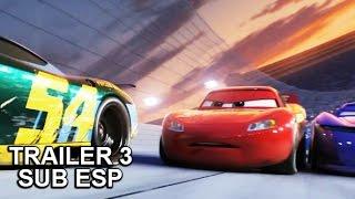 CARS 3 - Trailer 2 Subtitulado Español Latino 2017