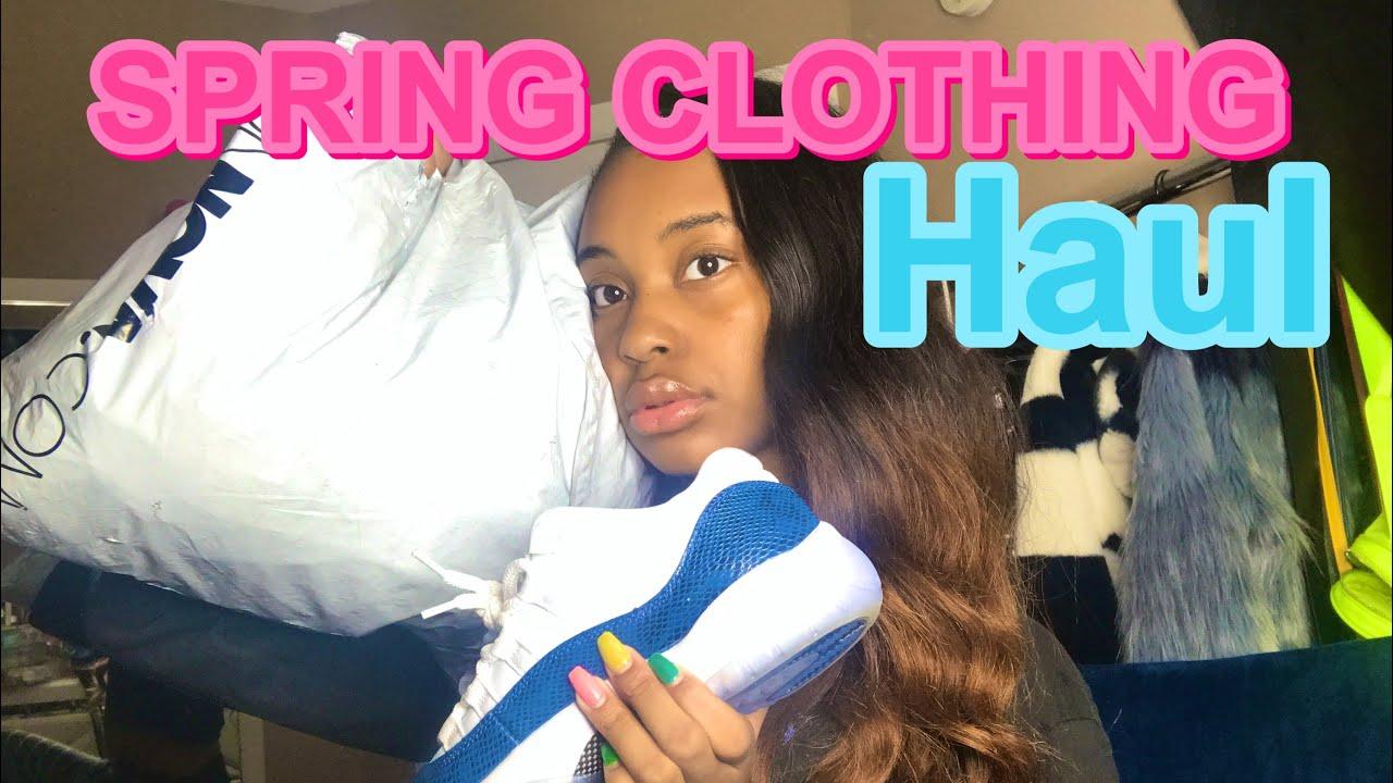 SPRING CLOTHING HAUL 2019|FT SHEIN ,FASHION NOVA ,etc) 2