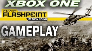 Operation Flashpoint Dragon Rising | XBOX ONE BC Gameplay