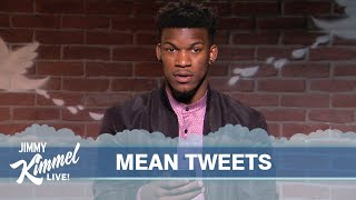 Mean Tweets - NBA All-Star Edition