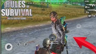 Rules Of Survival ! Grand Master Grinding ! GETTING NEW THOMPSON SKIN !