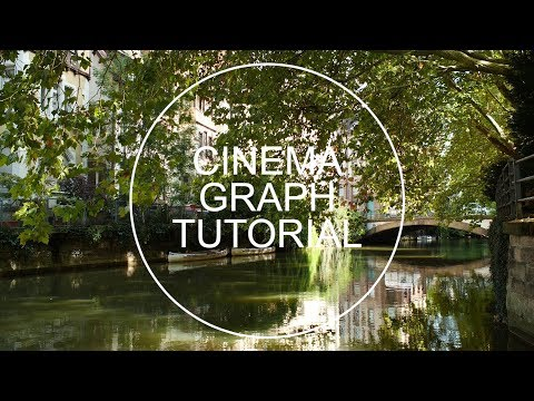 Wie erstellt man ein CINEMAGRAPH? (Photoshop Tutorial) thumbnail