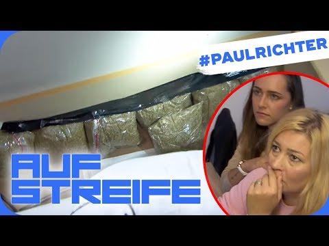 XXL Drogenfund: Ist Moritz Rückfällig Geworden? | #PaulRichterTag | Auf Streife | SAT.1
