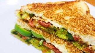 toast sandwich recipe