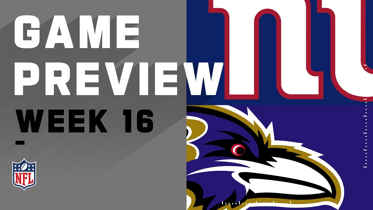 Ravens vs. Giants staff picks: Who will win Sunday's Week 16 game ...