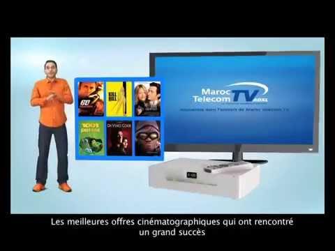 Maroc Telecom | Guide pratique de la MTBOX | MT Ciné