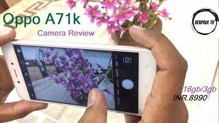 Oppo A71k 2018 Camera Review 16gb Rom/3gb Ram INR.8990