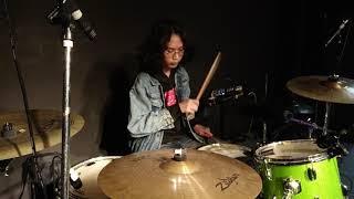 Hursa - Harap dan Tuah (Drum Cover)