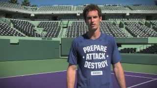 HEAD - Upgrade Your Game With Andy Murray Part 2