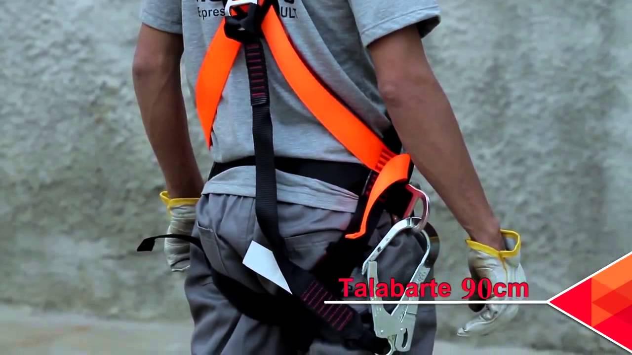 9860490a59a5b PROTECAMP - TREINAMENTO PARA TRABALHO EM ALTURA MG CINTOS - YouTube