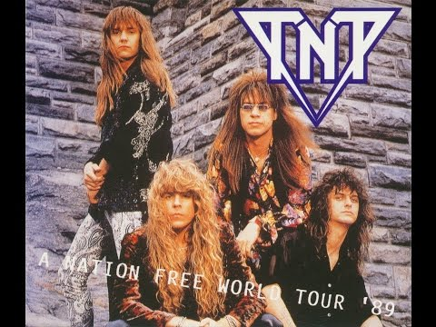 TNT - A Nation Free World Tour '89 (Full Show)