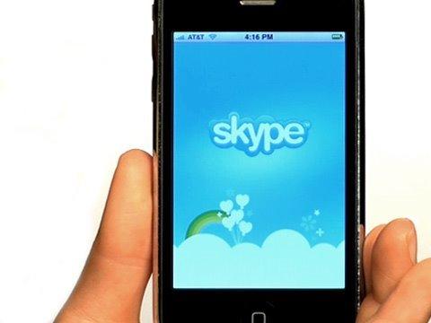 Killer Apps: Skype for iPhone