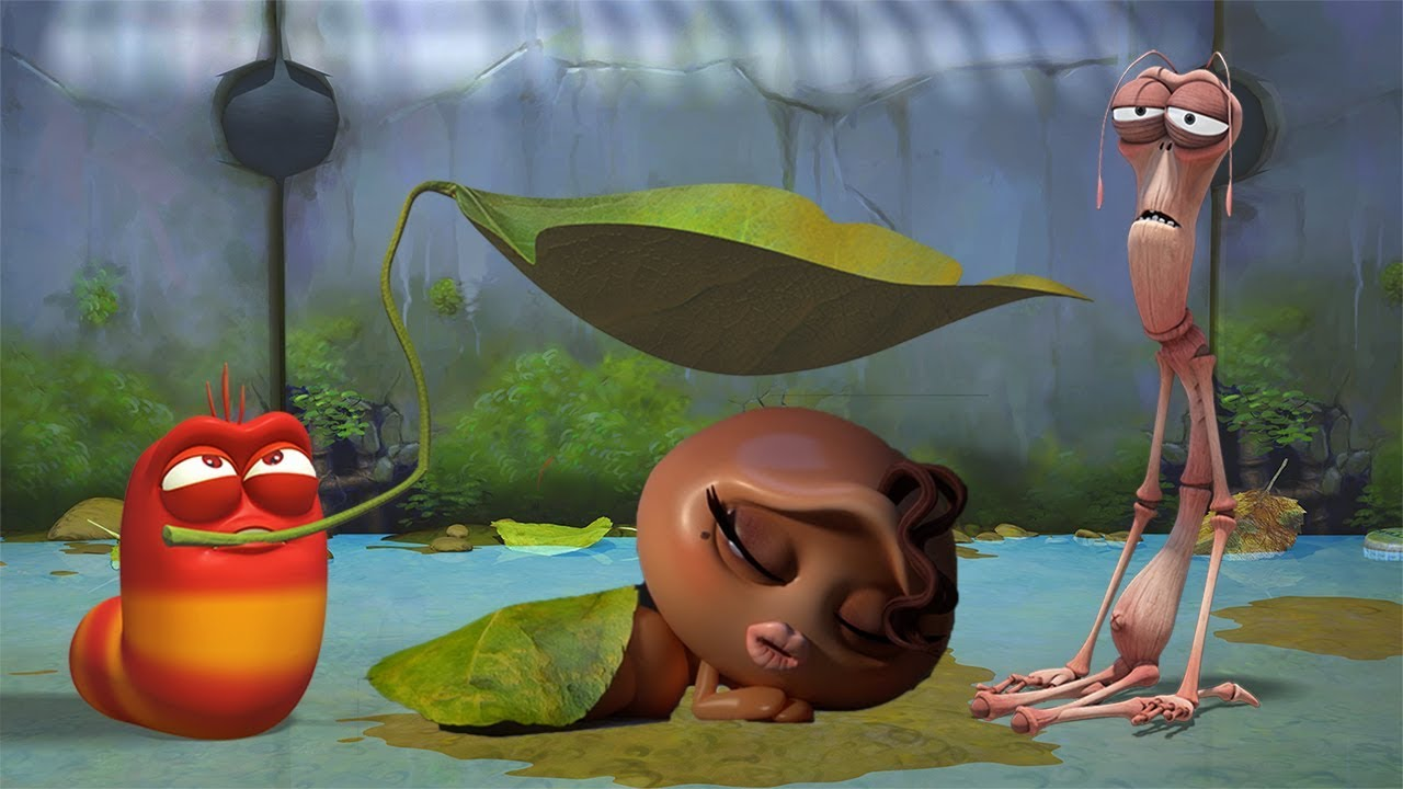 LARVA - A STICK ROMANCE   Cartoon Movie   Cartoons For Children   Larva Cartoon   LARVA Official