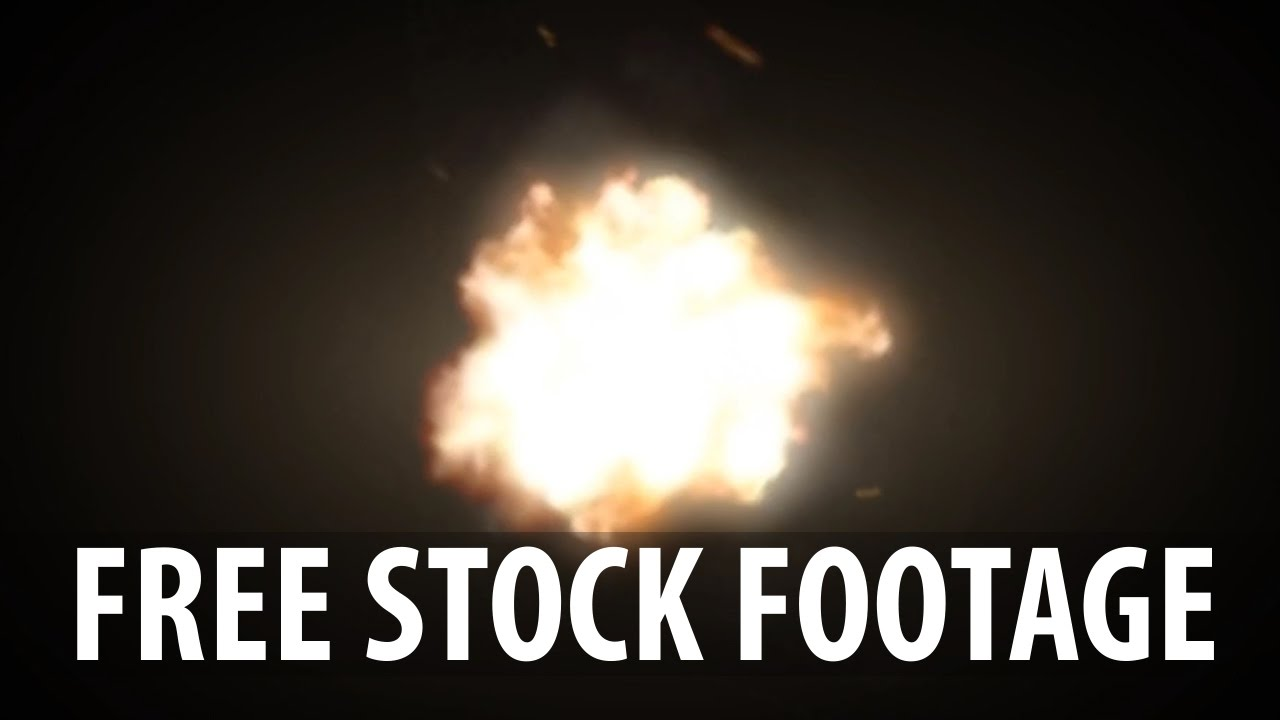 1080p MUZZLE FLASH Stock Footage With Audio (Free Download in Description)