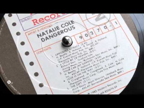 Natalie Cole - Love Is On The Way (lp 'Dangerous' Modern Records 1985)