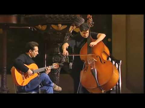 Renaud Garcia Fons Arcoluz with Kiko Ruiz