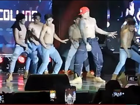 (SEXY DANCE) ZEUS COLLINS - The Dance Machine Concert