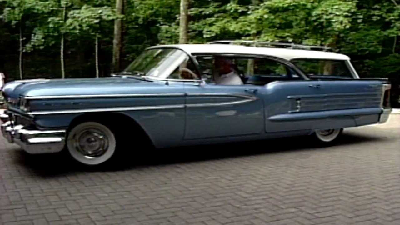 1958 Oldsmobile Fiesta Wagon We Go For A Ride A Bold