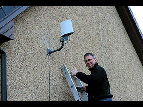 Rural Area Access Point For Use Internet (রুরাল গ্রাম এ ওয়াইফাই ইন্টারনেট)